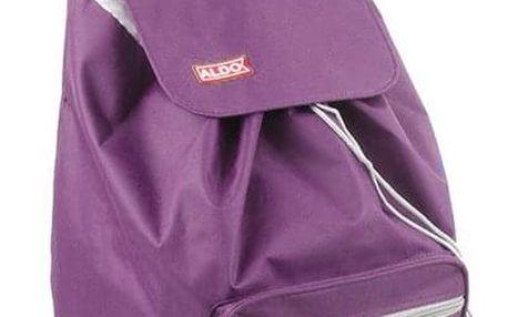 ALDO nákupní taška na kolečkách CARGO fialová