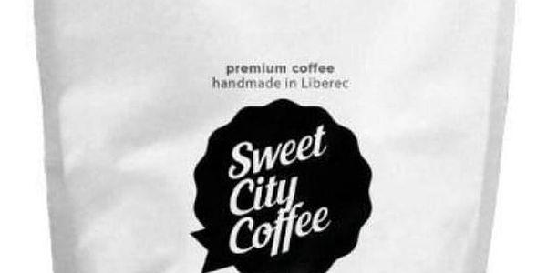 Kávový balíček - 3 pytlíky kávy + 1 french press, V pohodlí domova (Celá ČR)3