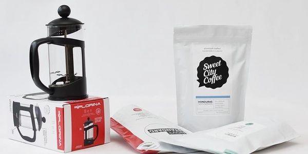 Dárkový set pro přípravu kávy Nordbeans
