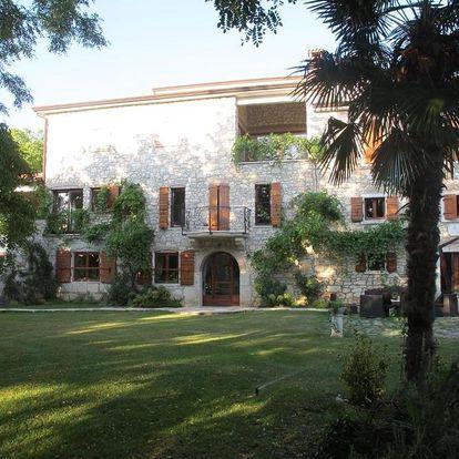 Chorvatsko, Poreč: Villa Castello Rausch