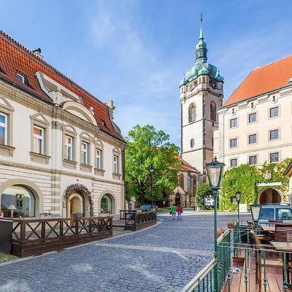 Mělník, Středočeský kraj: Hotel U Rytíře