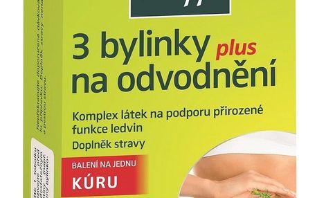 Kneipp 3 bylinky na odvodnění 60 tablet