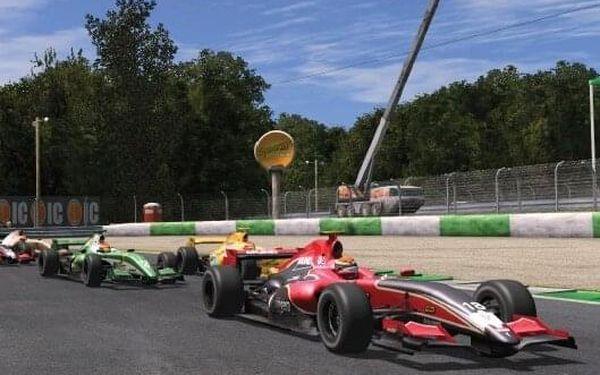 Simulátor Formule 1 - 30 minut | Praha | Celoročně (SO - NE). | 30 minut vč. instruktáže + prohlídka.4