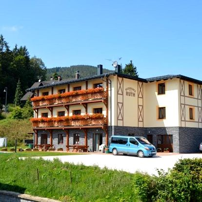 Janské Lázně, Královéhradecký kraj: Residence Ruth