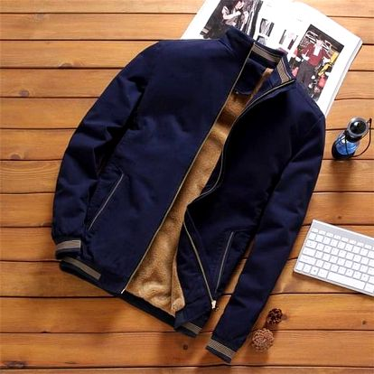 Pánská zimní bunda Hamzah