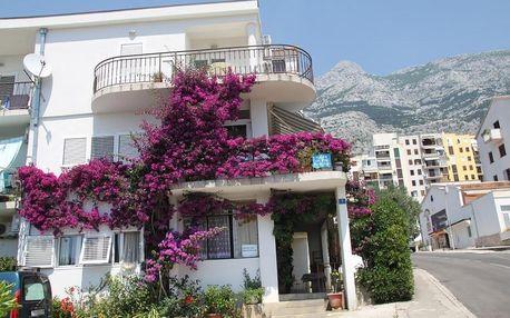 Chorvatsko, Makarská riviéra: Apartments Milena & Ante