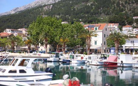Chorvatsko, Makarská riviéra: Pension Palac