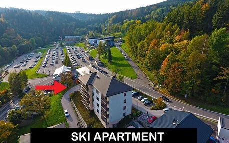 Janské Lázně, Královéhradecký kraj: Ski Apartment