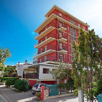 Itálie, Lido di Jesolo | Hotel Roby*** | Dítě do 7 let zdarma | Polopenze