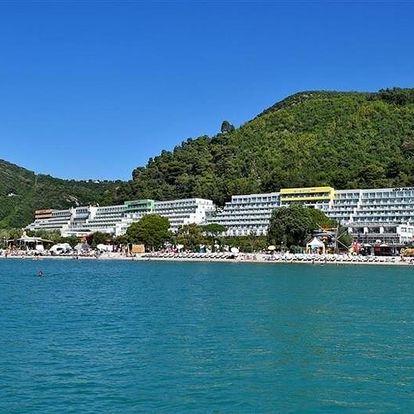 Chorvatsko - Rabac na 6-15 dnů, plná penze