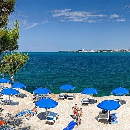 Chorvatsko - Lanterna na 3-31 dnů