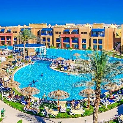 Egypt - Hurghada letecky na 7-15 dnů