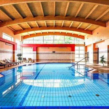 Polsko: lázně Kudowa Zdrój v hlavní budově Hotelu Kudowa **** s neomezeným wellness a polopenzí