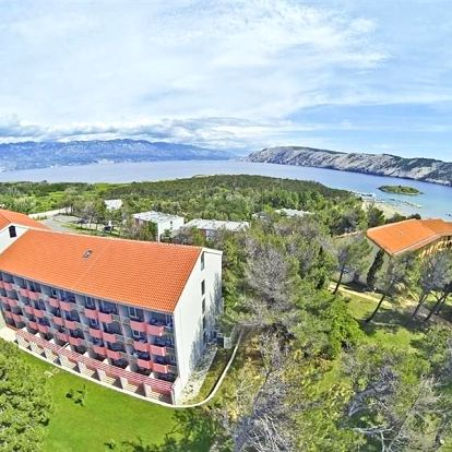 Chorvatsko - Rab na 3-31 dnů