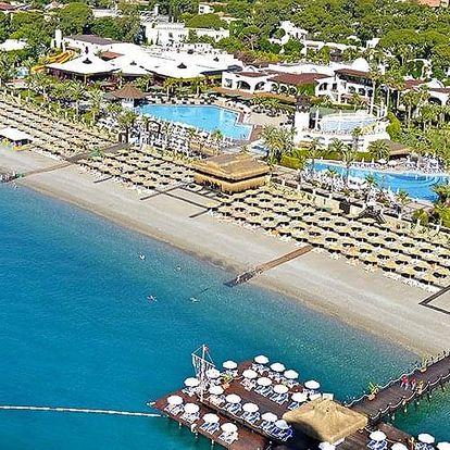 Turecko - Kemer letecky na 7-15 dnů, ultra all inclusive