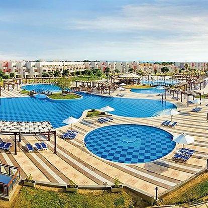 Egypt - Hurghada letecky na 11-15 dnů, ultra all inclusive
