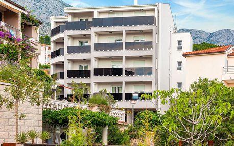 Chorvatsko, Tučepi | Pension Aqua**** | Polopenze | Dítě do 2,99 let zdarma | Parkování zdarma