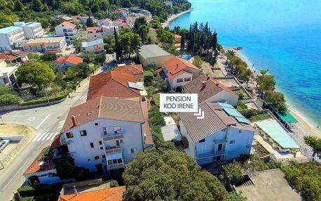 Chorvatsko, Gradac | Pension Kod Irene*** | Polopenze | Dítě do 5 let zdarma