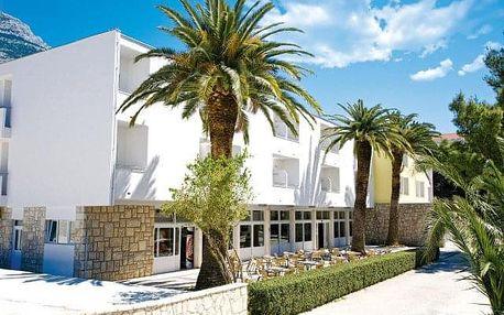 Chorvatsko, Makarska | Hotel Palma*** | Polopenze | Dítě do 11 let zdarma