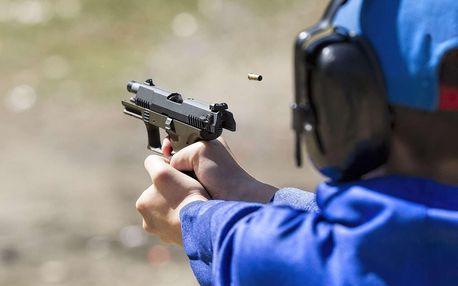 Adrenalin na střelnici se střeleckými balíčky pro krátké i dlouhé zbraně