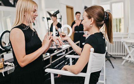Kurzy líčení a úpravy vlasů pro každou ženu