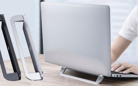 Skladný a elegantní stojánek na notebook