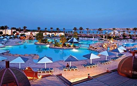 Egypt - Makadi Bay letecky na 7-15 dnů, ultra all inclusive