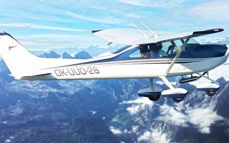 Seznamovací lety nad krásami Šumavy: 30 a 60 minut