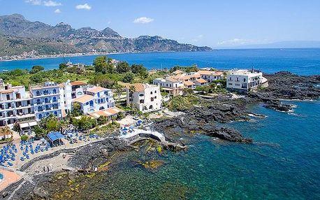 Itálie - Sicílie letecky na 8-15 dnů, snídaně v ceně