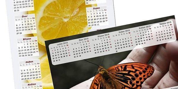 10 velkých nástěnných ročních kalendářů A33