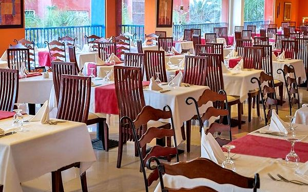 Hotel Aurora Bay Resort, Marsa Alam, letecky, all inclusive2