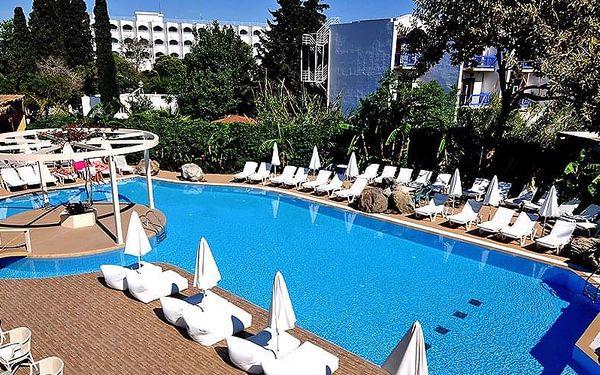 Hotel Palm Beach, Kos, letecky, polopenze2