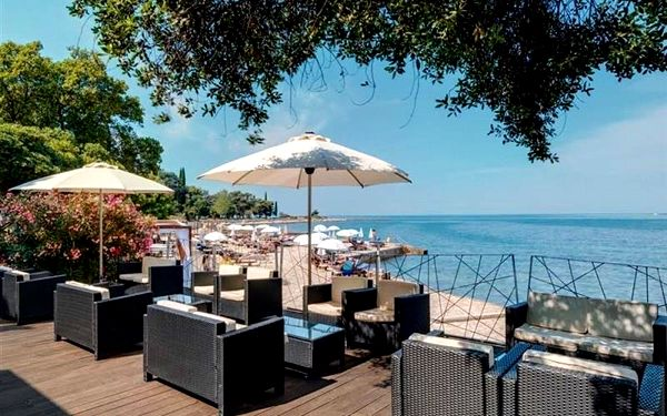 Meliá Coral, Istrie, vlastní doprava, snídaně v ceně2
