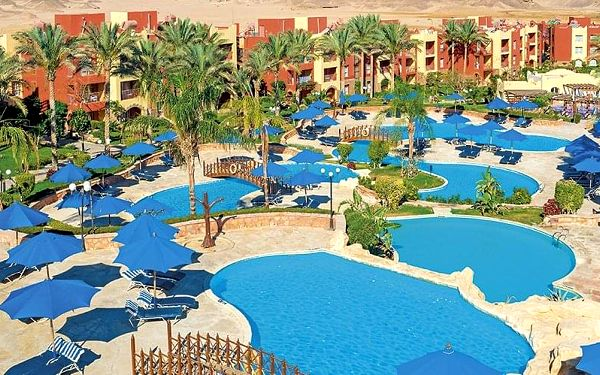Hotel Aurora Bay Resort, Marsa Alam, letecky, all inclusive3
