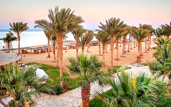 Hotel Magic Tulip Resort & Aquapark, Marsa Alam, letecky, all inclusive3