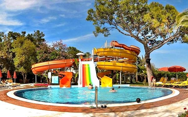 Hotel Club Boran Mare Beach, Turecká riviéra, letecky, all inclusive2