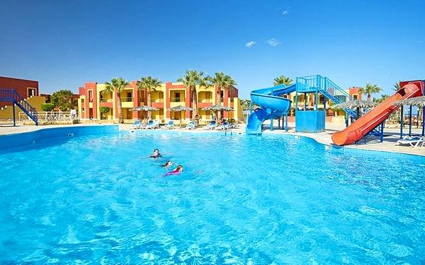 Hotel Magic Tulip Resort & Aquapark, Marsa Alam, letecky, all inclusive4
