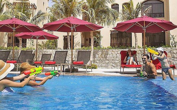 Hotel The Village At The Cove Rotana Resort, Dubaj, letecky, ultra all inclusive2