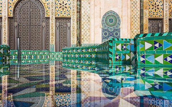 Královská Sultánská Města, Agadir, letecky, polopenze2