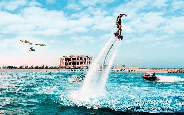 Hotel Marjan Island Resort & Spa, Dubaj, letecky, snídaně v ceně2