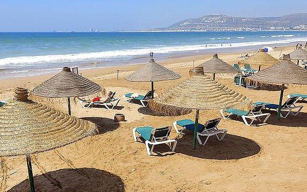 Hotel Riu Tikida Dunas, Agadir, letecky, all inclusive2