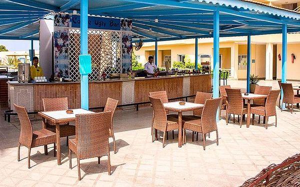 Hotel Golden Beach Resort, Hurghada, letecky, all inclusive2