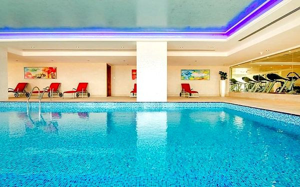 Hotel Marjan Island Resort & Spa, Dubaj, letecky, snídaně v ceně3
