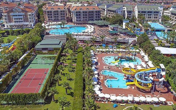 Hotel Turan Prince, Turecká riviéra, letecky, all inclusive2