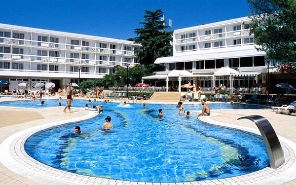 Chorvatsko - Novigrad na 3-31 dnů