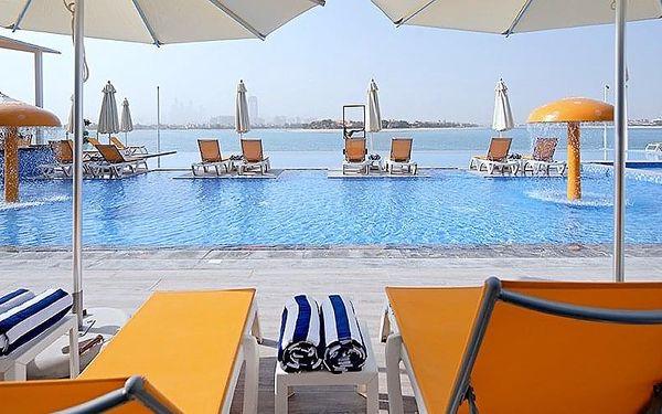 Hotel C Central Resort The Palm, Dubaj, letecky, snídaně v ceně2