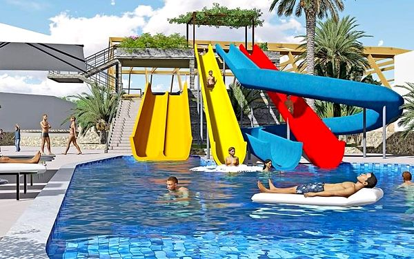 Hotel Imperial Shams Abu Soma, Hurghada, letecky, all inclusive3