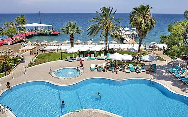Hotel Grand Ring, Turecká riviéra, letecky, all inclusive4