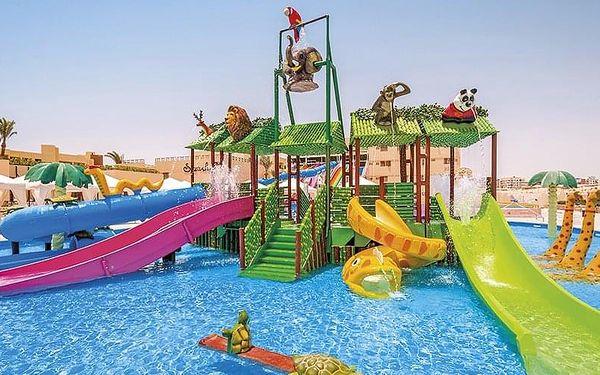 Hotel Sunny Days Resort Spa & Aquapark, Hurghada, letecky, all inclusive2