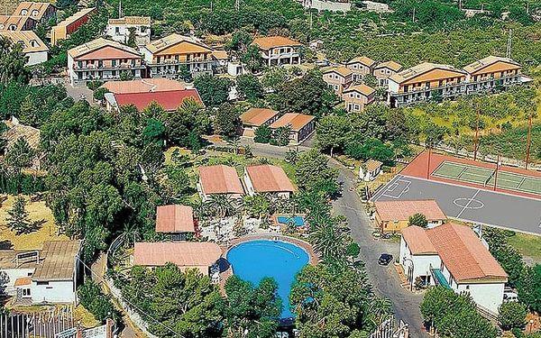 Hotel Villagio Alkantara, Sicílie, letecky, bez stravy2